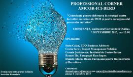Professional Corner, Constanta, Institutul de Control Intern